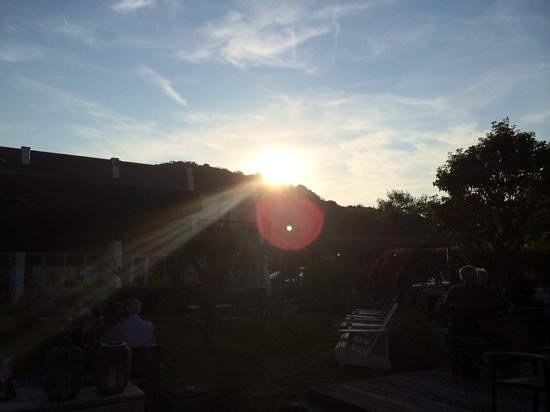 Golden Tulip Beach Hotel Westduin Vlissingen: diner im Olive Garden