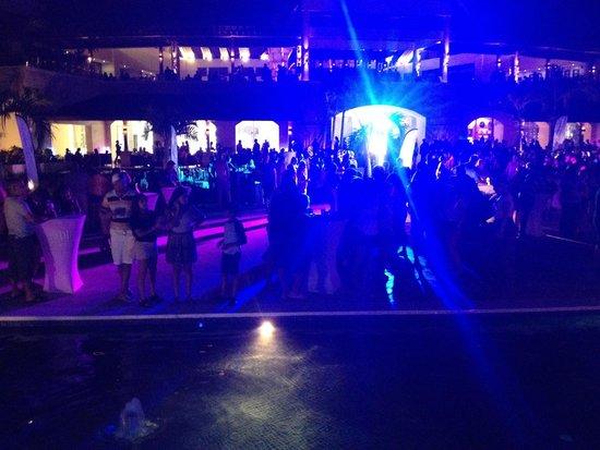 Royalton Punta Cana Resort & Casino: 4 of July event