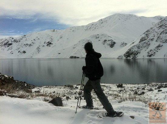 Santiago, Chile: Yeso Trekking