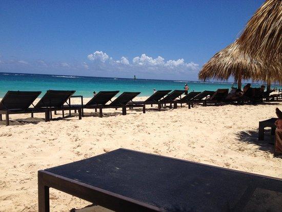 Royalton Punta Cana Resort & Casino: At the beach