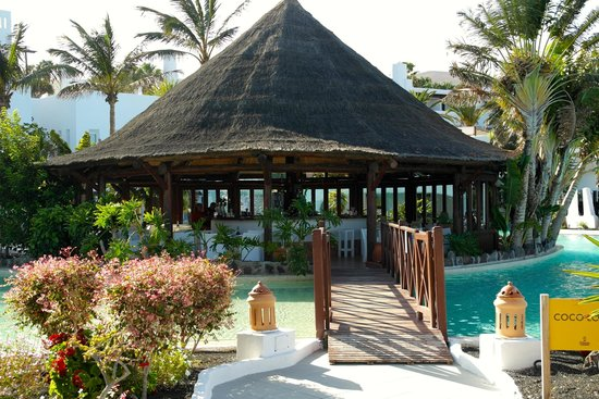 Club Jandia Princess : Coco bar, great for after meal drinks!
