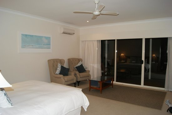 Seascape Lodge on Emu Bay: View of Room