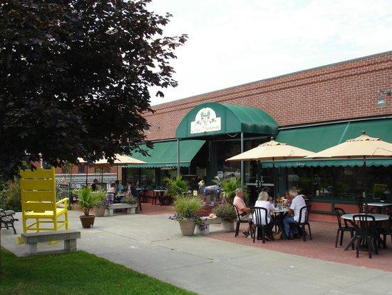 Cafe Provence, Brandon, Vermont