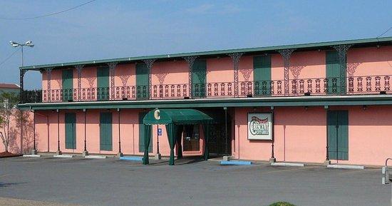 Crescent City Grill: Cresent City Grill - Hattiesburg