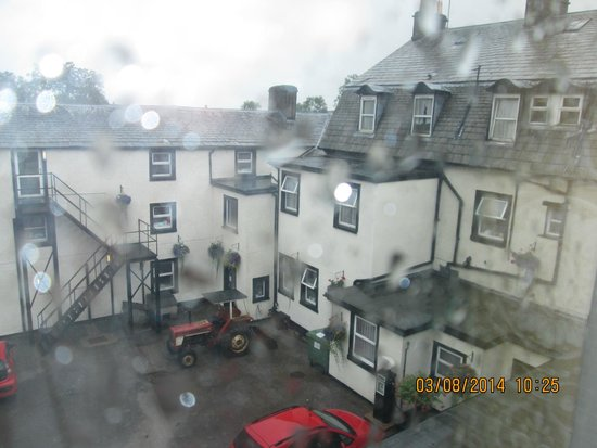 Shap Wells Hotel: room view