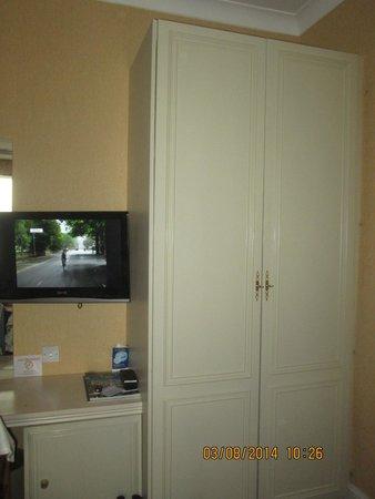 Shap Wells Hotel: bedroom