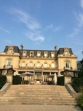 Chateau Les Crayeres: Hotel