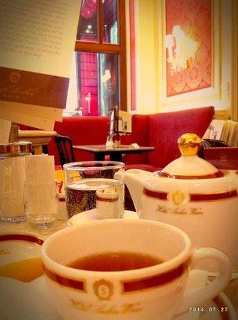 Café Sacher Wien: cafe Sacher