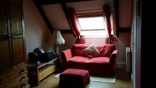 O'Briens Chambres d'Hote : La chambre-coin salon