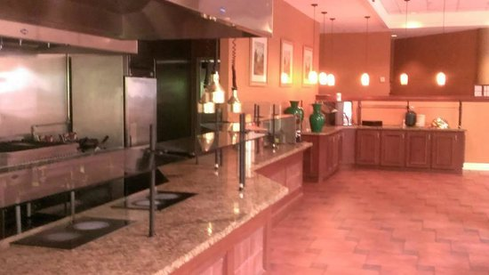 Peachtree City Hotel and Conference Center: Restaurant