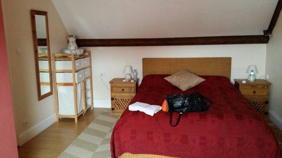 O'Briens Chambres d'Hote : La chambre