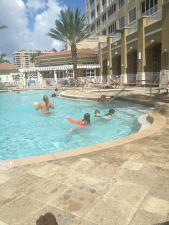 The Westin Cape Coral Resort At Marina Village : Pool Area/Marina Village