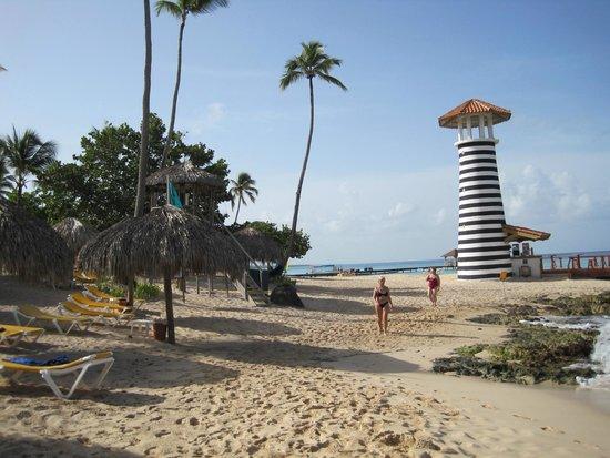 Iberostar Hacienda Dominicus : Spiaggia