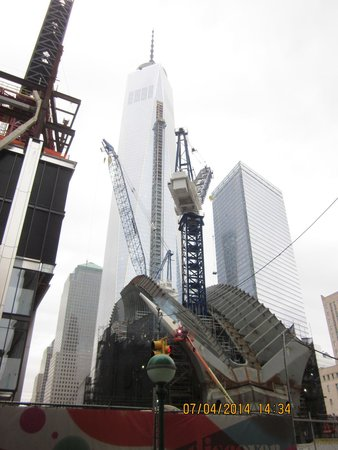 Private 9/11 Memorial Tour: Novo WTC