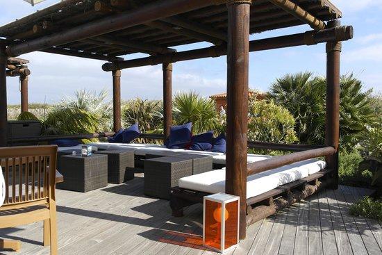 Pestana Porto Santo All Inclusive : Pool bar.
