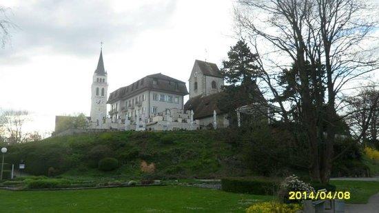 Schlosshotel Romanshorn: castle