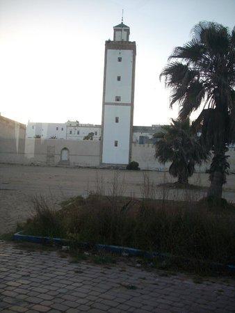 Restaurant Bab Sbaa : View from Bab Sbaa