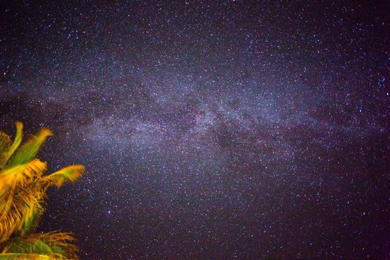 Paya Bay Resort : Milky Way from Bliss beach