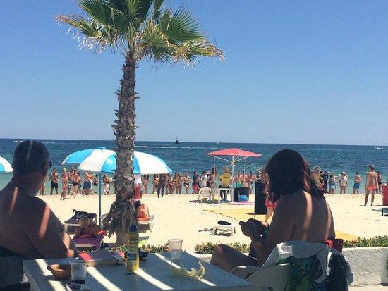 El Mouradi Club Selima : Olympics games on the beach