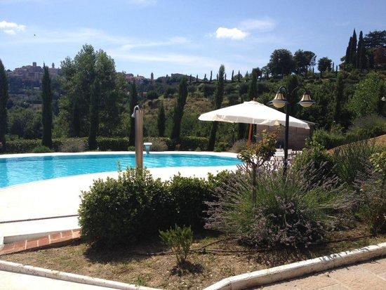 Etruria Resort & Natural Spa : Piscina