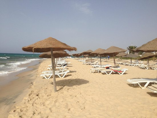 Khayam Garden : plage