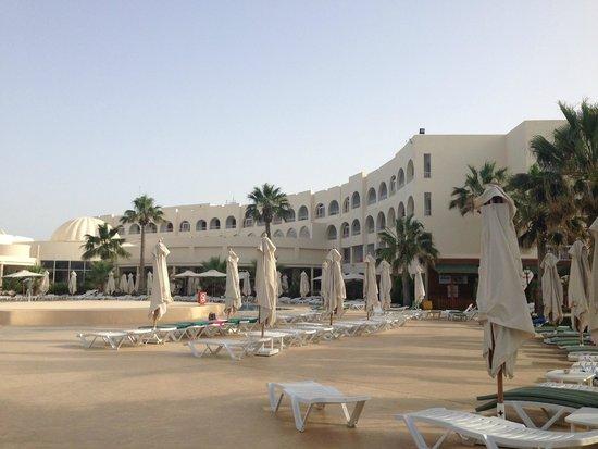 Khayam Garden : vue intérieure