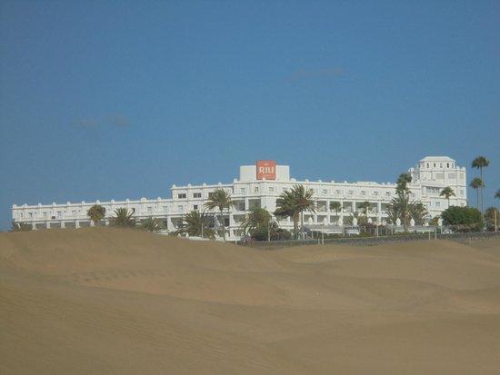 Hotel Riu Palace Maspalomas : Dunas
