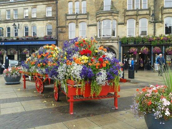 Bury Market: Bury town centre