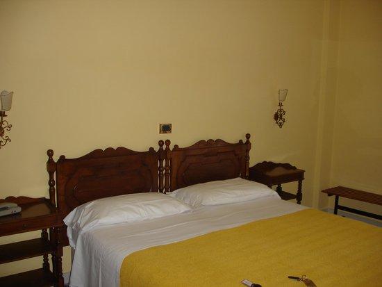 Grand Hotel Hermitage & Villa Romita: Bed