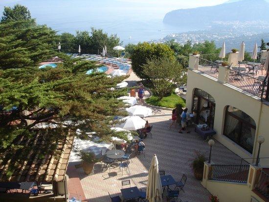 Grand Hotel Hermitage & Villa Romita: Nice