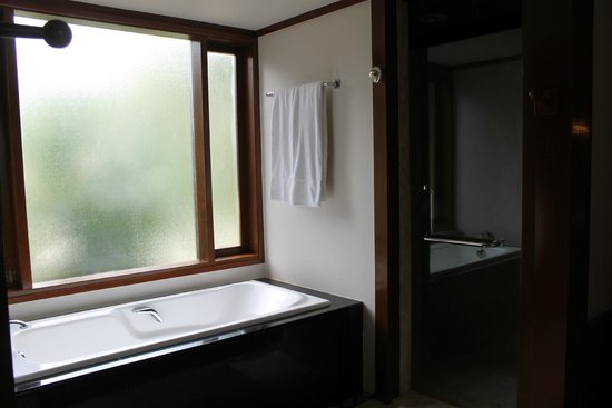Tanjong Jara Resort: bathroom