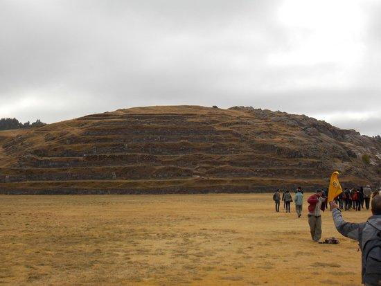 Sacsayhuamán: Sacsaywaman