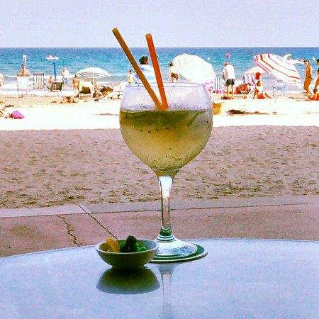 Che del Mar: Excelente gin de sobremesa