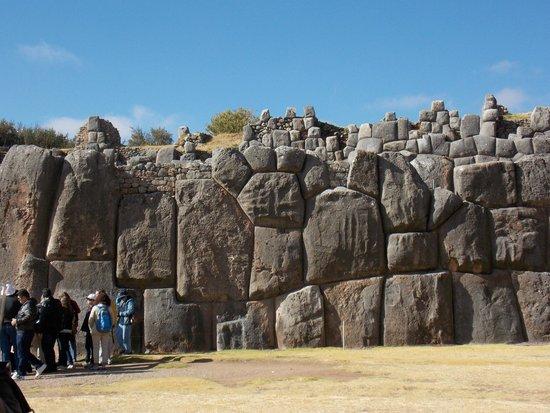 Sacsayhuamán: Pata do Puma - Sacsaywaman