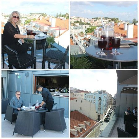 The Vintage Lisboa : Veranda do Castello is a must!