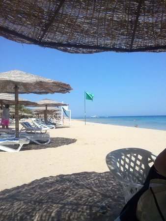 Fort Arabesque Resort, Spa & Villas : Beach