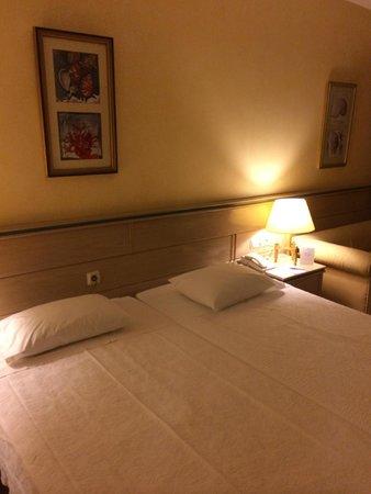 Divani Corfu Palace: Letti