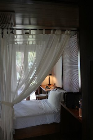 Tanjong Jara Resort: room