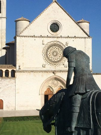 Anne's Italy: Assisi walking tour