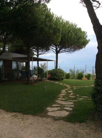Jesolo Camping Village - Villaggio Turistico Adriatico: Bungalow vista mare
