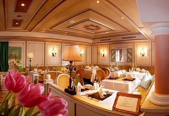 Restaurant at the Wellnesshotel Bergland