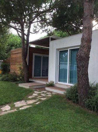 Jesolo Camping Village - Villaggio Turistico Adriatico: Bungalow interni