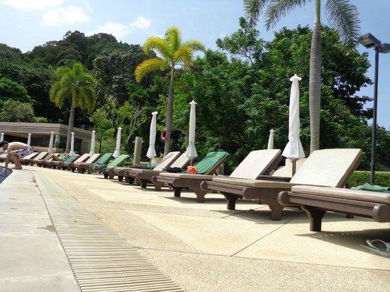 Pakasai Resort: By the pool