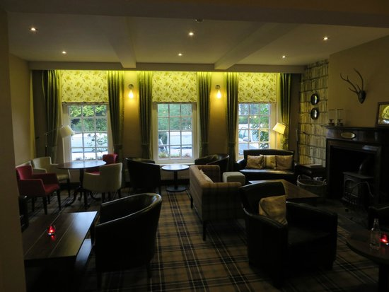 Ty Newydd Country Hotel: Lounge