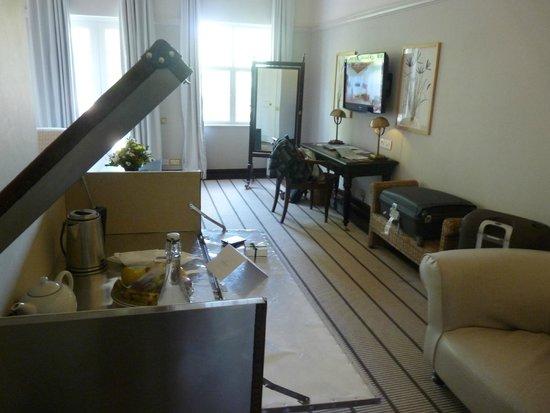 The Victoria Falls Hotel: autre vue chambre