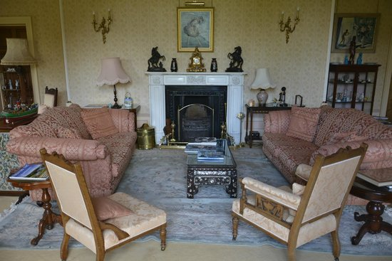 Deeside Country House: Camino nel salone