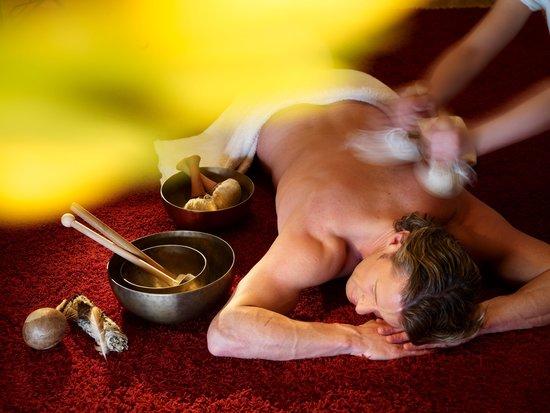 Herrliche Massagen im Wellnesshotel Bergland