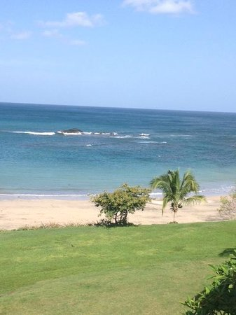 JW Marriott Hotel Guanacaste Resort & Spa: View from our Ocean front room