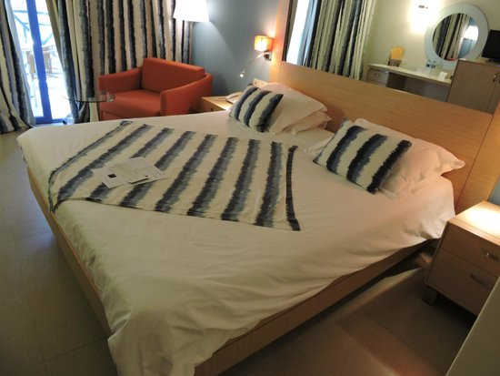 Club Med Bodrum Palmiye : Vue chambre