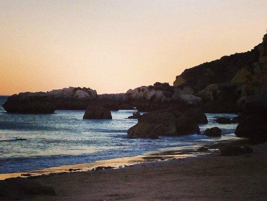 Grand Muthu Oura View Beach Club: Sunset
